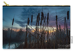Bulrush Sunrise Carry-all Pouch