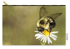 Bumble Bee Macro Carry-all Pouch
