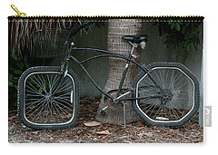Carry-all Pouch featuring the photograph Bumpy Ride by Mariarosa Rockefeller