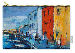 Burano Canal - Venice Carry-all Pouch