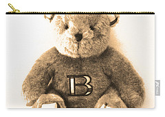 Burberry Bear Carry-all Pouch