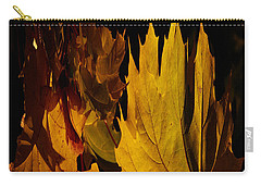 Burning Fall Carry-all Pouch by Jouko Lehto