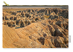 Burns Basin Overlook Badlands National Park Carry-all Pouch