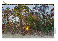 Burst Thru The Woods Carry-all Pouch