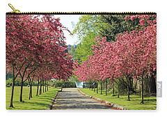 Bursting With Spring Carry-all Pouch