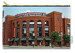 Busch Stadium Home Of The St Louis Cardinals Carry-all Pouch