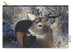Busted Antlers Carry-all Pouch