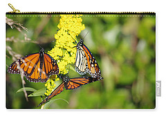 Butterflies Abound Carry-all Pouch