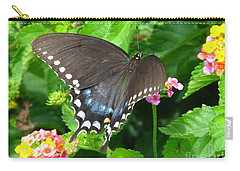 Butterfly Ballot Carry-all Pouch