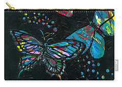 Butterfly Beauties Carry-all Pouch