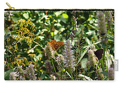 Butterfly Buffet Carry-all Pouch