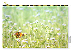 Butterfly Dreams Carry-all Pouch by Holly Kempe