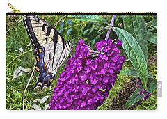 Butterfly Paintography Carry-all Pouch