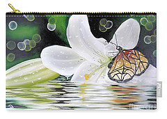Butterfly Series Seven Carry-all Pouch