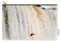 Carry-all Pouch featuring the photograph Butterfly by Silvia Bruno