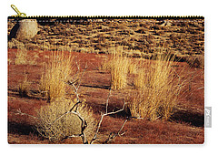 Buttermilks - Red Brush Carry-all Pouch