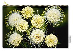 Buttonbush Carry-all Pouch