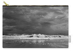 Bw Stormy Seascape Carry-all Pouch