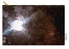 By The Moonlight Carry-all Pouch by Paulo Guimaraes