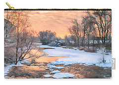 By The Old Mill Carry-all Pouch
