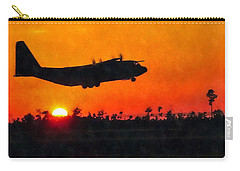 C-130 Sunset Carry-all Pouch