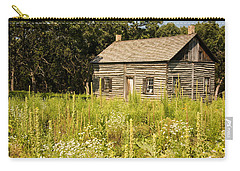 Cabin In The Prairie Carry-all Pouch