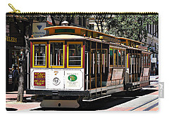 Cable Car - San Francisco Carry-all Pouch