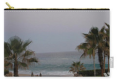 Carry-all Pouch featuring the photograph Cabo Moonlight by Susan Garren