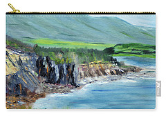 Cabot Trail Coastline Carry-all Pouch