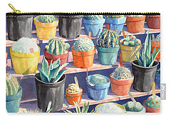 Cacti Chorusline Carry-all Pouch