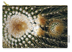 Cactus Close-up Carry-all Pouch
