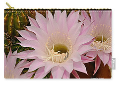Cactus In The Backyard Carry-all Pouch