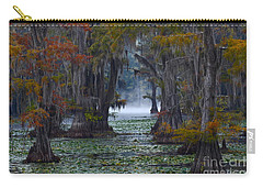 Caddo Lake Morning Carry-all Pouch