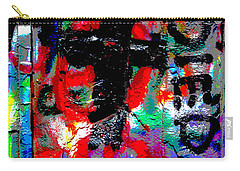 Cadillac Carry-all Pouch by Randi Grace Nilsberg