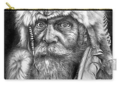 Caesar Of The Wilderness Carry-all Pouch