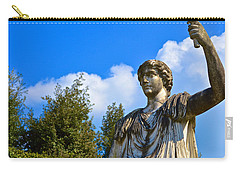 Caesar On Blue Sky Carry-all Pouch