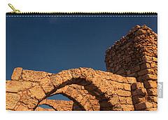 Caesarea Carry-all Pouch