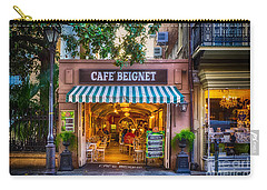 Cafe Beignet Morning Nola Carry-all Pouch