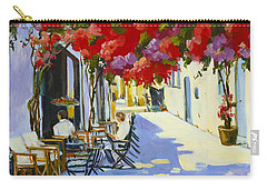 Cafe Carry-all Pouch by Alexandra Maria Ethlyn Cheshire