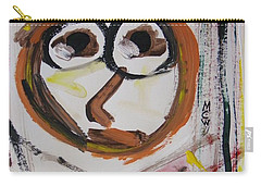 Caged Carry-all Pouch by Mary Carol Williams