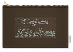 Cajun Kitchen Carry-all Pouch