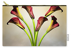 Cala Lily 5 Carry-all Pouch