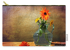 Calendula Officinalis Carry-all Pouch