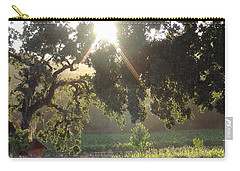 Carry-all Pouch featuring the photograph Cali Lite by Shawn Marlow