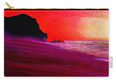 California Beaches Carry-all Pouch