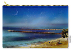 California Dreaming Carry-all Pouch by Tammy Espino