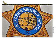 California Highway Patrol Carry-all Pouch