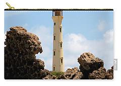 California Lighthouse Aruba Carry-all Pouch