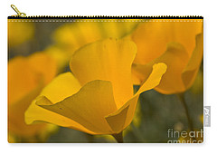 California Poppies Carry-all Pouch by Bryan Keil