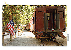 California Western Railroad Carry-all Pouch